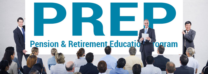 Pension & Retirement Education Program