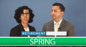 Retirement Countdown: Spring