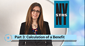 NYSTRS Benefits Pt. 3: Calculation of a NYSTRS Benefit